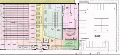 Chicago Bowl Blueprint courtesy of East Village