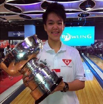 Shayna Ng 2012 AMF World Cup Champion Photo courtesy of Media Press Ltd.