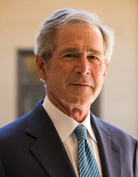 Former President George W. Bush will be the keynote speaker at this year's International Bowl Expo luncheon