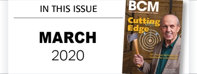 March Cover 2020